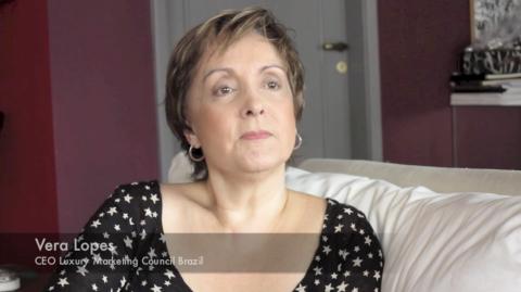 Vera Lopes - Luxury Marketing Council Brasil, LMC